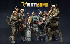 Dirty Bomb HACK - get unlimited credits & aimbot, wall hack, no reload, speed hack!