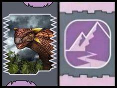 King Craft, Power Rangers Ninja Steel, Heroes Book, Dinosaur Cards, Dinosaur Pictures, Extinct Animals, Jurassic Park, Dog Art, Prehistoric