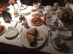 Room service = my fav