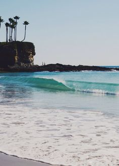 Crescent Bay Beach - Laguna Beach, CA