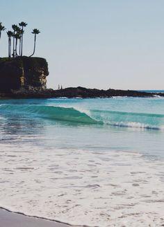 Crescent Bay Beach - Laguna Beach, CA