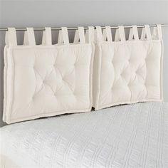 Cojín para cabecera de cama