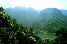 Jiangxi Province, China - Where E was born!