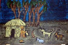 Gallery of Homeschoolers' Work: 2nd Grade Animal Legends - Christopherus Homeschool Resources