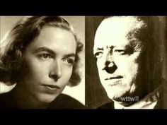 Dr Edith Farnsworth and Mies van der Rohe
