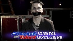 Tape Face Does Impressions of the AGT Judges - America's Got Talent 2016...
