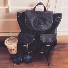The way I'd love to roll, Tory, sunglasses & Starbs!