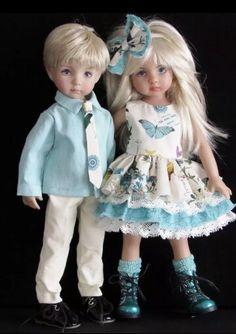 Handmade set made for Effner Little Darling doll