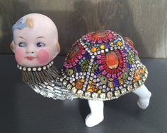 Turtle Boy by betsyyoungquist on Etsy, $700.00