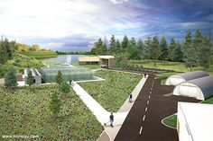 Agricultural Research Center Research Centre, Bucharest, Agriculture, Environment, Gardens, Facebook, Studio, Architecture, Design