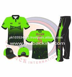 Custom High Quality Cricket Uniforms / Cricket Kits