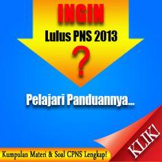 PusatPengumumanCPNS.Com: Agenda dan Jadwal Penerimaan CPNS 2013