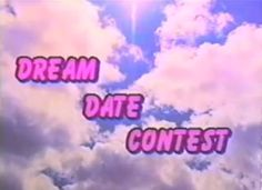 The Look: dream date contest