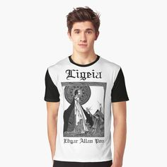shop #gothic clothing and for your home. Edgar Allan Poe is one of the most influential gothic writers there was. Click to support the online magazine #moonmausoleum and get your fill of dark designs.🦇👻 #darkdreamsbooks #gothic #paranormal #supernatural #alternative #grunge #punk #rock #darkdesign #darkaesthetic #ghost #haunted #scary #unexplained #spooky #outfit #darkacademia #edgarallanpoe #literature #litmerch #book #horror #ligeia #writing #writer #poet