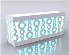 Lighted Bar/ DJ Booth