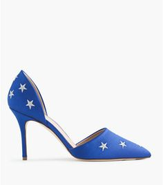 Women's Ballet Flats, Sandals & More : Women's Shoes | J.Crew.  You mentioned you want to wear blue shoes on your wedding day : )  these have your signature symbol.....stars