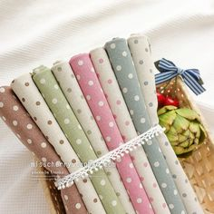 Ma054 thin 8 polka dot linen cloth fluid handmade fabric clothes diy fabric-in Fabric from Home & Garden on Aliexpress.com | Alibaba Group