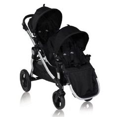 Double stroller option - Baby jogger 2012 city select