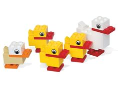 LEGO® Bricks and More Duck with Ducklings 40030 (1)