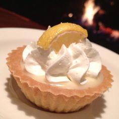 Mini Lemon Tart @ La Madeleine