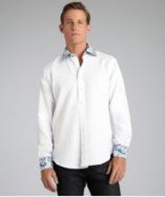 Etro white textured paisley cotton button front dress shirt gifters.com white shirts for men White Shirt Men, Classic White Shirt, White Shirts, Button Front Dress, White Texture, Shopping Sites, Dress Shirt, Paisley, Cotton