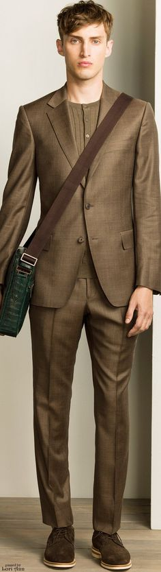 Gieves & Hawkes Spring 2016 | Men's Fashion | Menswear | Moda Masculina | Shop at designerclothingfans.com