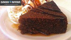 Karidopita/Karithopita recipe (Greek Walnut Cake with Syrup) - My Greek Dish Greek Sweets, Greek Desserts, Greek Recipes, Greek Meals, Recipe For 4, Greek Pastries, Cold Cake, Walnut Cake, Dessert