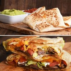 Ingredients- 2 tablespoons vegetable oil- 4 steak- 1 (1.25-ounce) package taco seasoning- 4 (12-inch) flour tortillas-1/2 cup nacho cheese-4 tostada shel