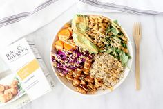 Healthy Grocery Girl | NOURISH BOWL | LUNCH OR DINNER