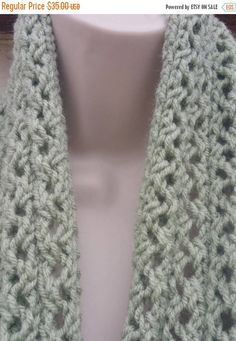 Check out this item in my Etsy shop https://www.etsy.com/listing/252287026/on-sale-hand-knit-cable-scarf-light