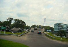 A drive across the Bridge can compete with many theme park rides!Maldonado Bridge Punte del Este Uruguay