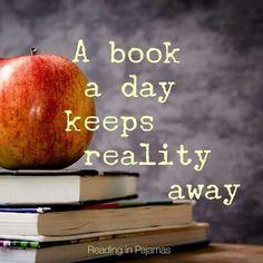 Yep!  Love reading:)