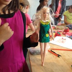 Workshops and Parties Lily Pulitzer, Doll Clothes, Workshop, Parties, Dolls, How To Make, Dresses, Style, Fashion