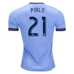 adidas Andrea Pirlo New York City FC Home Jersey 2017