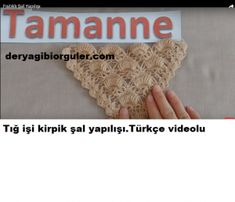 Tek Yumakla Ombre Kazak Yapılışı | Deryagibiörgüler Knitting, Crochet, Home Decor, Decoration Home, Tricot, Room Decor, Breien, Stricken, Ganchillo