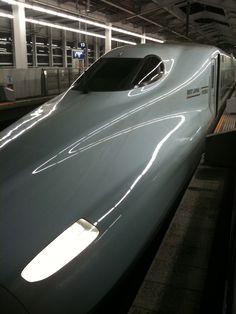 Japanese bullet train :九州新幹線  Kyushu-Shinkansen SAKURA