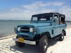 1980 Nissan Patrol for sale: photos, technical specifications, description Nissan Patrol, Japanese Cars, Jdm, Dream Cars, Classic Cars, Automobile, Monster Trucks, Bobbers, Offroad