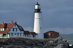Portland Light ~ Cape Elizabeth, Maine