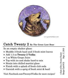Catch Twenty 2 by the Great Lost Bear