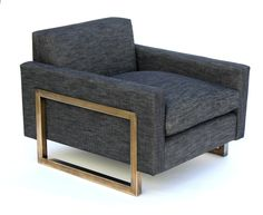 Square Chair - Dering Hall