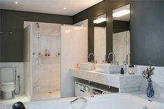Banheiros: 6 modelos bem confortáveis - Casa