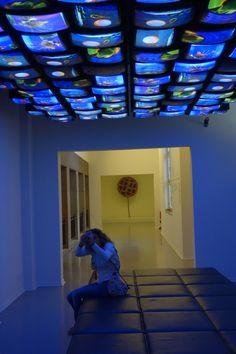 #museumkunstpalast #düsseldorf #namjunpaik #videoart