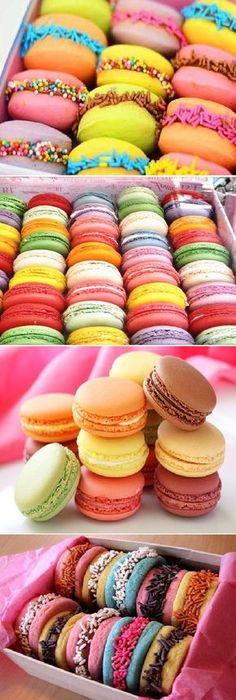 Cómo Hacer ALFAJORES DE COLORES, La Galleta más Rica !! #alfajores #macarons #galletas #receta #recipe #casero #torta #tartas #pastel #nestlecocina #bizcocho #bizcochuelo #tasty #cocina #chocolate #queso Si te gusta dinos HOLA y dale a Me Gusta MIREN…
