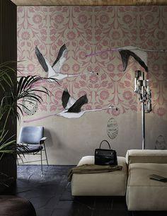 GREAT ESCAPE Коллекция Contemporary Wallpaper 2016 by Wall