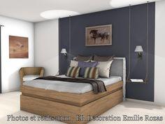 balançoires en guide de tables de chevet Construction, Sweet Home, How To Plan, Guide, Bed, Tables, Furniture, Home Decor, Night Table