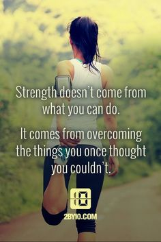 I needed this one today. Feeling pretty weak but I have come such a long way since June. #FitnessMotivation