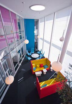 Commercial Interiors, Interior Architecture, Projects, Log Projects, Interior Design, Tile Projects