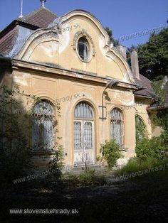 Pereš - kaštieľ