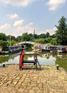 Braunston, Northants by Baz Richardson, via Flickr