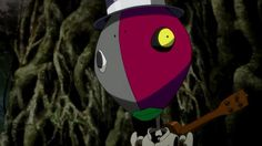 """Space Dandy 15 S2 E2 """"There's Music in Darkness, Baby"""